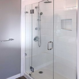 Shower Stall Install