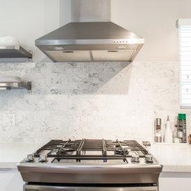 Kitchen Appliance and Backsplash Install