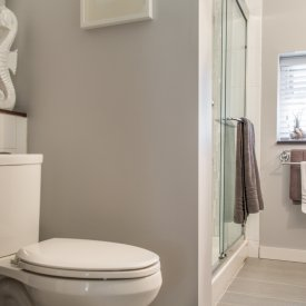 Bathroom Complete Renovation