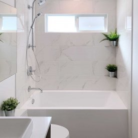 Bathroom Reno Coquitlam