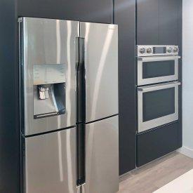 Dark Nary Kitchen Cabinet